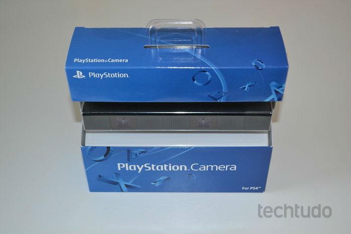 PS Camera ainda é uma incógnita (Foto: Thiago Barros/TechTudo)