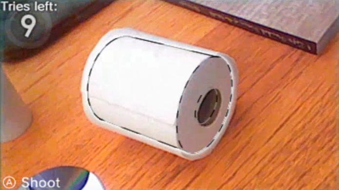 Raramente uma silhueta se encaixará tão bem no seu objeto (Foto: justpushstart.com)
