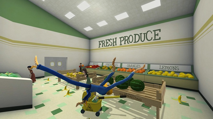 Até ir ao supermercado é um problema quando se é um polvo (Foto: Divulgação)