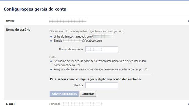 facebook (Foto: Reprodução/TechTudo)