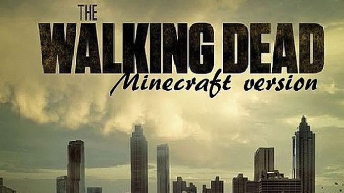 Esse Mod permite jogar Minecraft na série The Walking Dead (Foto: Divulgação)