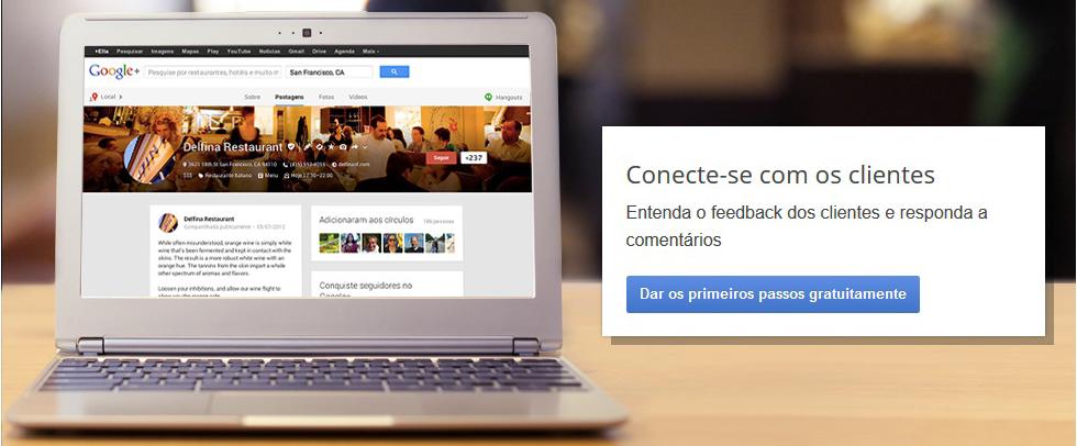 Conecte-se com os cliente com o Google Places (Foto: Divulgação/Google)