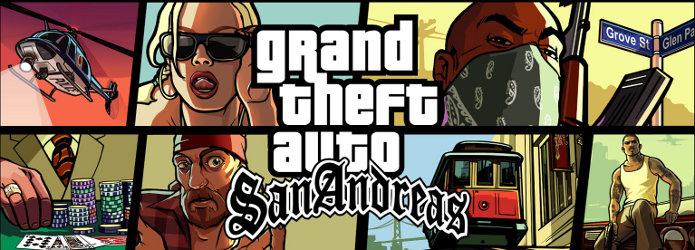 GTA: San Andreas ganhará versão para dispositivos móveis em dezembro. (Foto: Reprodução)