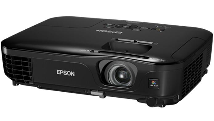 Projetor Epson S12 é uma das escolhas mais populares (Foto: Divulgação)