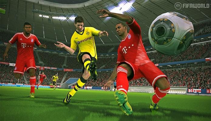 FIFA World terá benefícios aos jogadores no Origin (Foto: Divulgação)