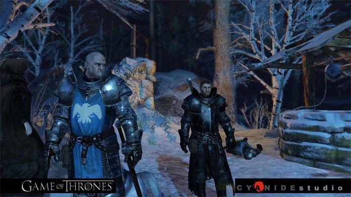 Game of Thrones é um dos jogos em promoção no PS3 (Foto: Divulgação)