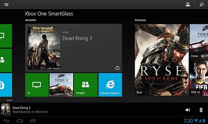 Novo Xbox tem app oficial (Foto: Divulgação)