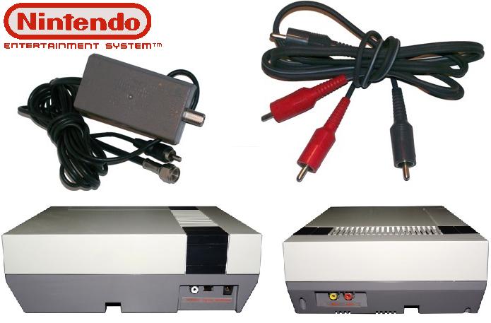 O Nintendo pode se conectar via RF Box ou Cabos RCA (Foto: Reprodução / Tehctudo)