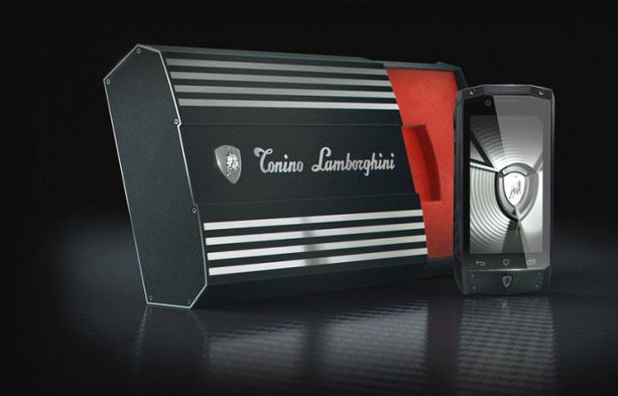 Case lembra os cabeçotes dos motores da Lamborghini (Foto: Divulgação)