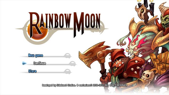 Rainbow Moon (Foto: Divulgação)