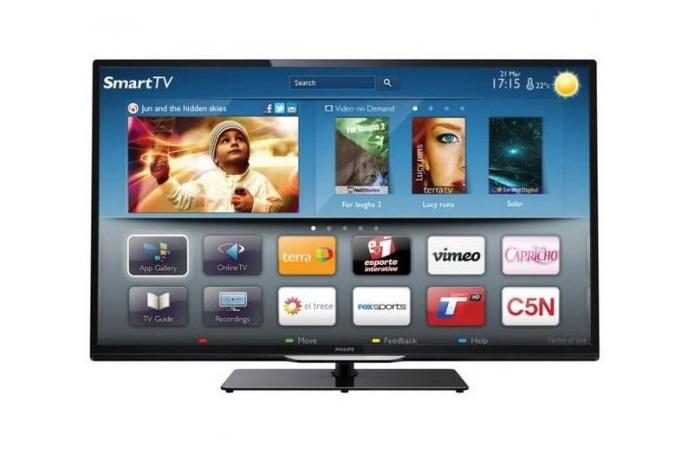 Televisor da Philips é barato para a qualidade (Foto: Divulgação)