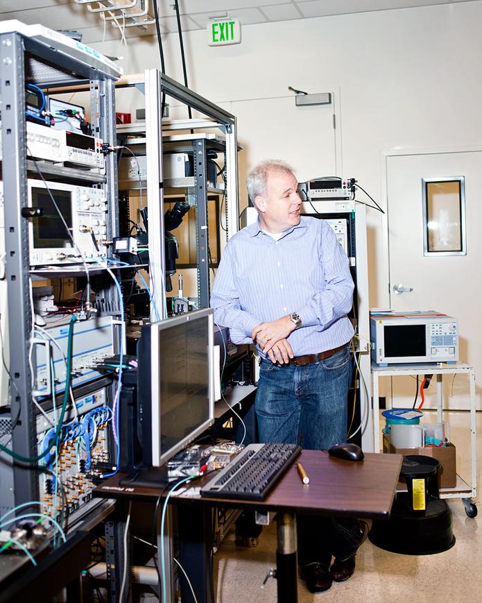 Martin Fink aposta em um mercado de impressão 3D diferente do tradicional (foto: Reprodução/Wired)