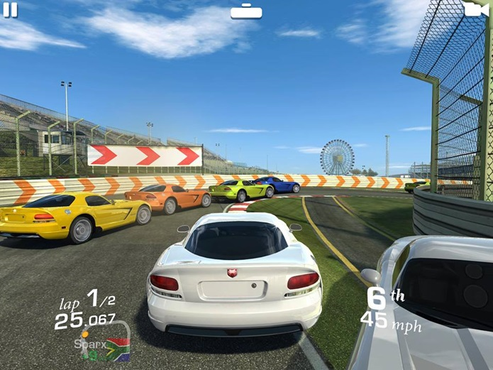 Com atualizações constantes, Real Racing 3 fica bonito em qualquer aparelho (Foto: Divulgação)