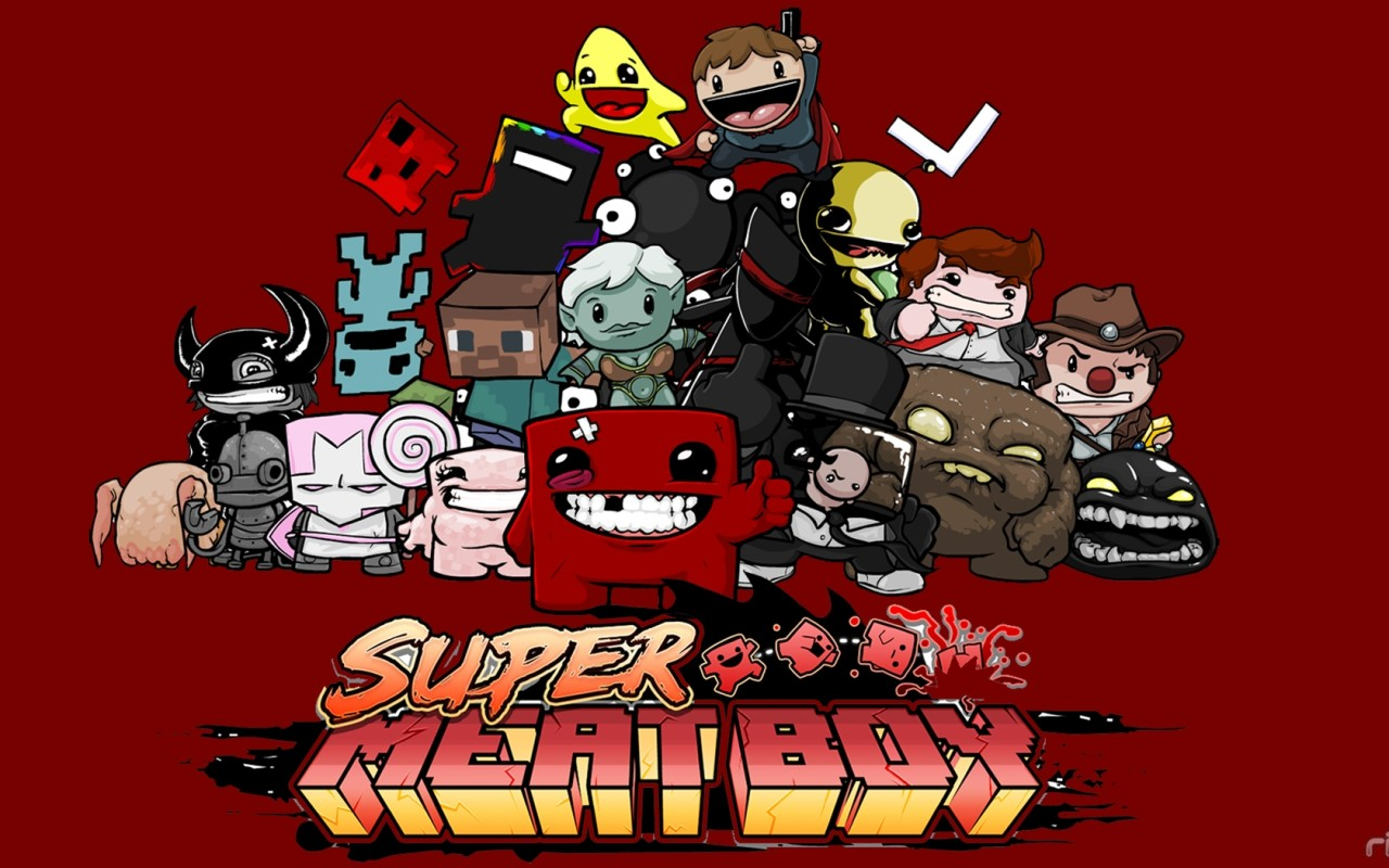 Super Meat Boy (Foto: Divulgação)