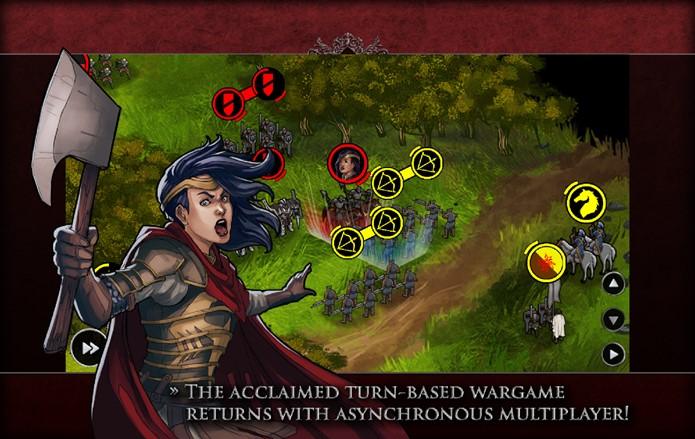 Ravenmark é um jogo de estratégia intrincado (Foto: Divulgação)