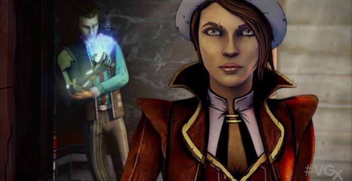 Tales from the Borderlands chega em 2014 pela Telltale (Foto: Reprodução/SpikeTV)