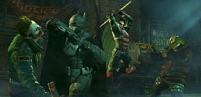 Pela primeira vez um jogo da série Arkham ganha um componente multiplayer (Foto: Divulgação)