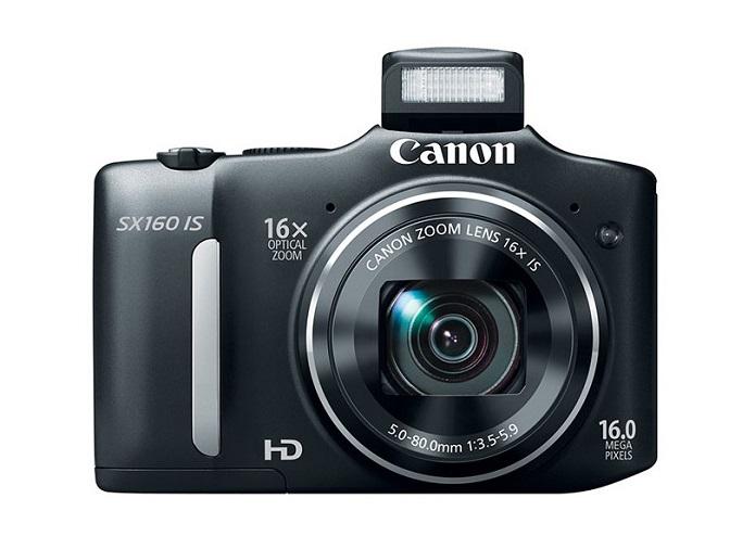 Canon tem uma point-and-shoot mais evoluída (Foto: Divulgação)