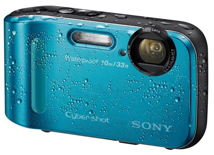 Modelo da Sony é à prova dágua (Foto: Divulgação)