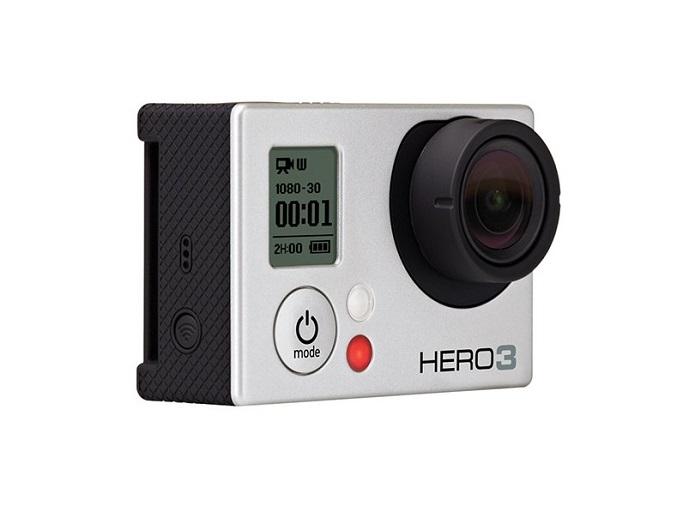 GoPro é ideal para os aventureiros (Foto: Divulgação)