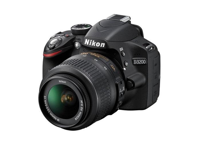 Nikon D3200 é boa DSLR por preço baixo (Foto: Divulgação)