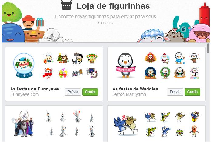 Emoticons são fundamentais no Facebook (Foto: Reprodução)