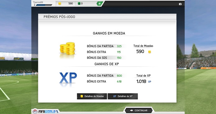 Jogos rendem moedas (Foto: Reprodução/Thiago Barros)