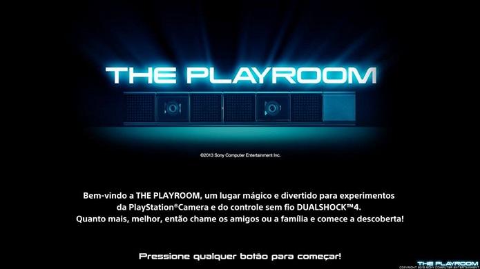 PlayRoom usa realidade aumentada (Foto: Thiago Barros/TechTudo)
