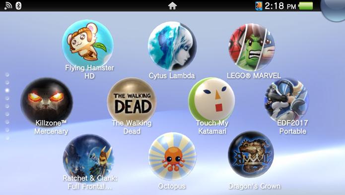 Faça back-up de seus saves no PS Vita para não ter seu progresso apagado (Foto: Reprodução)