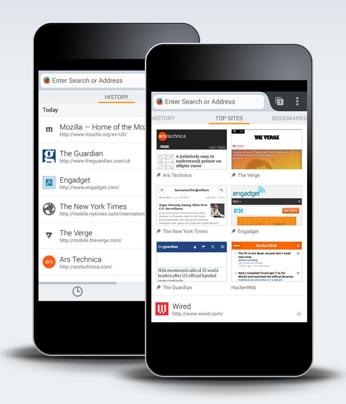 Firefox ganhou novidades em atualização (Foto: Reprodução/TNW)