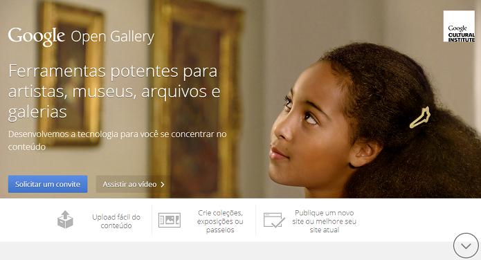 Google lançou novo projeto para museus (Foto: Reprodução)