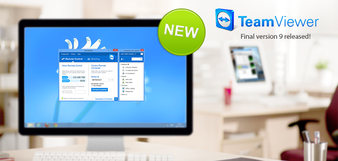 TeamViewer 9 trás novidades para Windows, Mac e Linux (foto: Reprodução/TeamViewer)