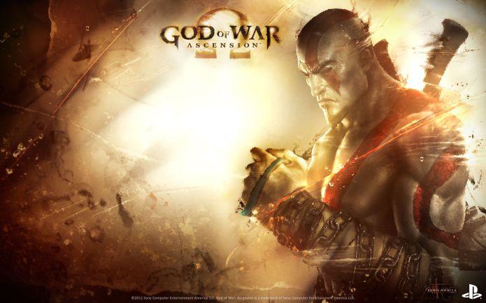 God of War foi um dos jogos pesquisados por Flávia Gasi, por sua ligação com a mitologia grega (Foto: Divulgação)