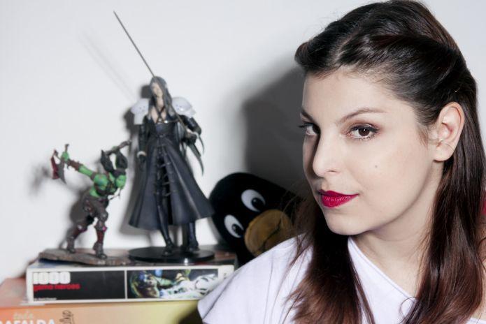 Flávia Gasi: De jornalista de games, ela se transformou em pesquisadora (Foto: Arquivo pessoal)