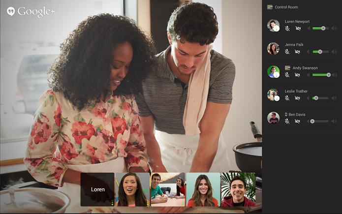 Google divulgou novo recurso para o Hangouts (Foto: Divulgação)