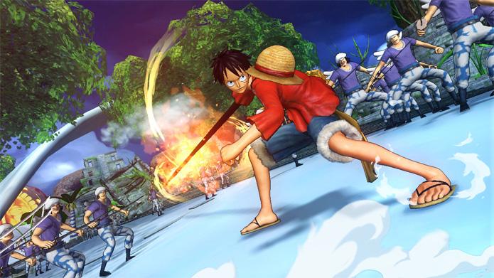 One Piece Pirate Warriors 2 (Foto: Divulgação)