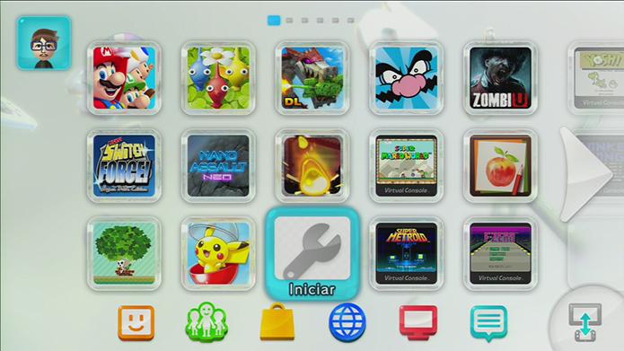Wii U: aprenda a configurar pendrives e HDs externos para usar no console (Foto: Reprodução/Murilo Molina)