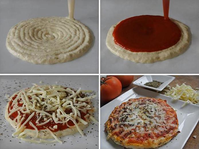 Impressora Foodini pode criar pratos como pizza e chocolates (foto: Reprodução/Natural Machines)