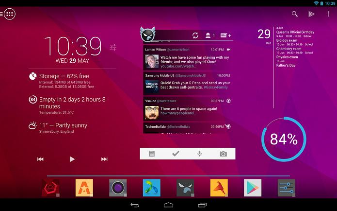 Action Launcher é uma opção de launcher para Android (Foto: Divulgação)