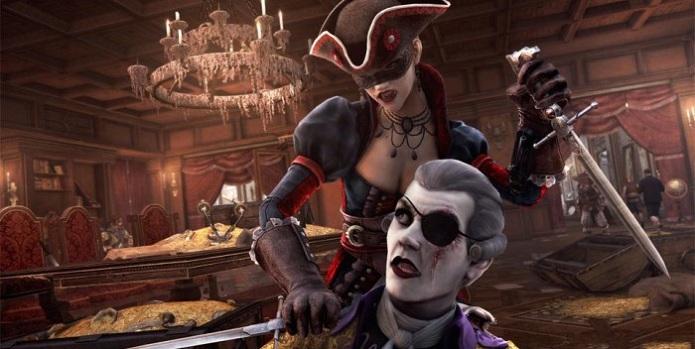 O modo multiplayer de Assassins Creed pode ser muito divertido (Foto: Divulgação)