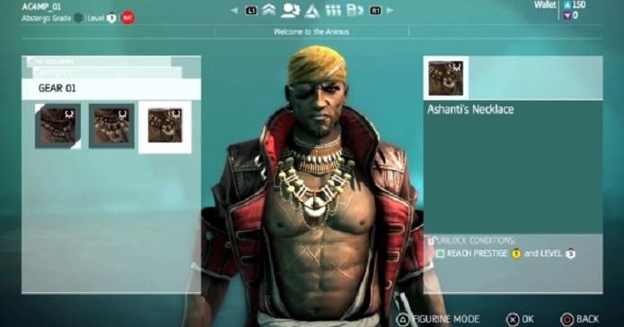 Agora já é possível fazer pequenas alterações visuais no seu personagem (Foto: Divulgação)