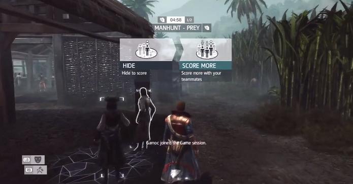 A máxima deste multiplayer é prestar atenção no comportamento de todos (Foto: Divulgação)