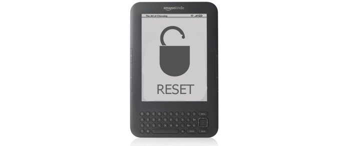Set password to keep your data secure (Photo: Playback / Kindletime)
