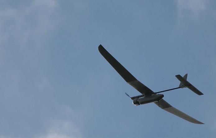 Drones são usados para controlar a vitalidade de nossa atmosfera