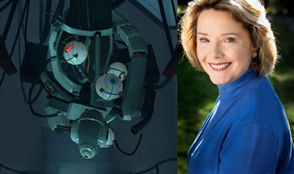 Ellen McLain dubla GLaDOS em Portal 1 e 2 (Foto: Reprodução/Puropop)