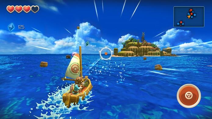 Oceanhorn mostra que tablets e celulares podem ter games longos. (Foto: Divulgação)