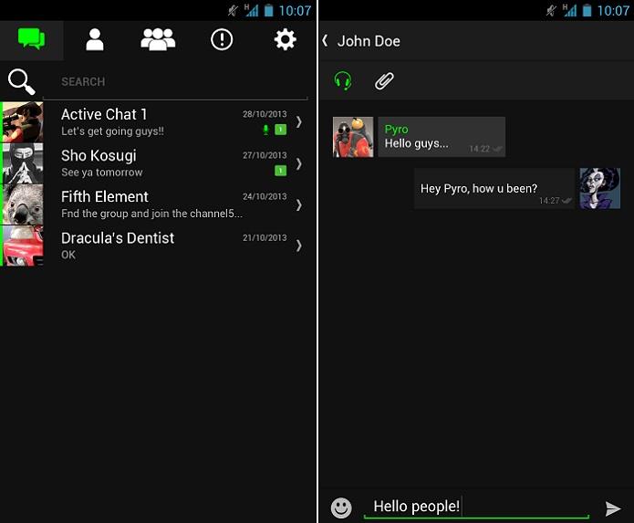 Razer Comms chegou ao Android (Foto: Divulgação)