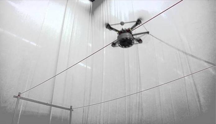 Drones poderão ser os construtores do futuro