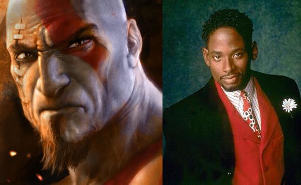 Terrence TC Carson: o dublador de Kratos também já participou do filme Premonição (Foto: Reprodução/Meodia)