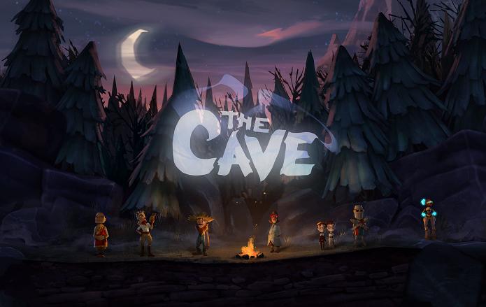 The Cave é um game que pode ser completado de diversas forma, já que são 7 personagens principais. (Foto: Divulgação)